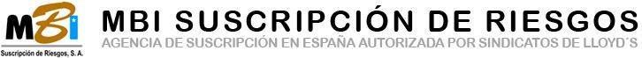 MBI Suscripción de Riesgos Logo